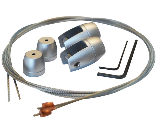 Axis Vertical Grip 10mm Kit with 1 Metre Wires