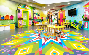 Creative Learning Spaces for Kids
